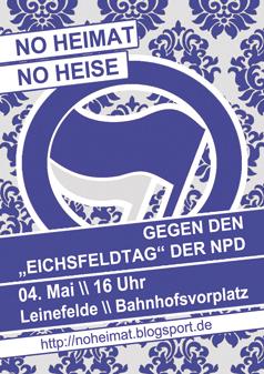 No Heimat, No Heise!